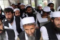 افغان حکومت نے طالبان کے 100  قیدی رہا کردیے