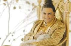 طاہر شاہ کا نیا گانا''فرسٹ لک'' پرسوں (جمعہ) کو ریلیز کیا جائے گا