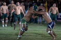 کبڈی ورلڈ کپ جیتنے پر ٹیم،کوچ،فیڈریشن اور انتظامیہ کو خراج تحسین پیش ..