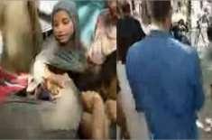ماں اپنے 5 بچوں کو لاہور ہائیکورٹ میں چھوڑ کر چلی گئی