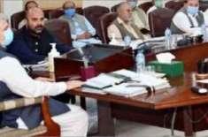 خیبرپختونخوا کابینہ میں ردوبدل کا فیصلہ