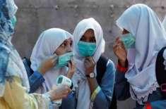 گوجرانوالہ کے 5 اسکولوں کے بچوں میں کورونا وائرس کی تصدیق