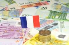 فرانس کی اقتصادی شرح نمو میں 6 فیصد کمی
