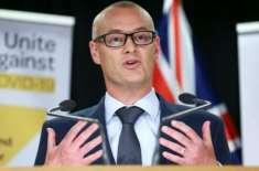 نیوزی لینڈ کے وزیر صحت نے لاک ڈاؤن قواعد کی خلاف ورزی پر استعفیٰ دیدیا