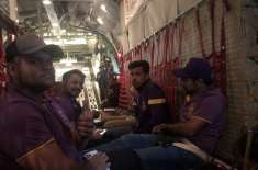 Pak Air Force rescues PCB from Quetta Gladiators team in Multan