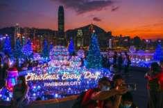 دسمبر کے آغاز کے ساتھ ہی یورپ میں کرسمس بازار سج گئے
