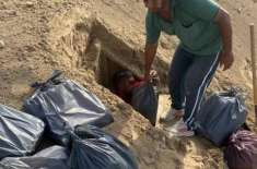دُبئی کے صحرا میں شراب کی ہزاروں بوتلیں پکڑی گئیں