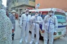 کورونا سے مزید 3 افراد جاں بحق، پاکستان بھر میں اموات 26 اور متاثرہ افراد ..