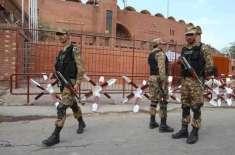 پی ایس ایل ،اسلام آباد، راولپنڈی پولیس اور قانون نافذ کرنیوالے اداروں ..
