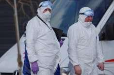 روس ،کورونا وائرس کے کیسزز کی تعداد میں کمی کے بعد دارالحکومت میں لاک ..