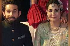 جمی خان نے مہر قادری کے ساتھ شادی کر لی