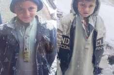 ضلع خیبر میں 20 روز قبل لاپتا ہونے والے دو ننھے بھائیوں کی لاشیں مِل ..