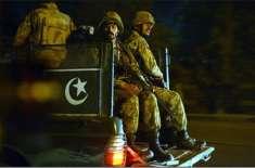 ملک میں پاک فوج کے دستےآرٹیکل 245 کے تحت تعینات کردیے گئے