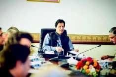 کورونا وائرس کے خطرے کے پیشِ نظر وزیراعظم عمران خان کو لوگوں سے ملاقاتیں ..