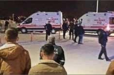 شامی فوج کے حملے میں جاں بحق ترک فوجیوں کی تعداد میں اضافہ