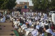 سوڈان میں پابندی کے باوجود نمازِ عید، مصر میں مسجد پر چھاپہ