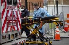 امریکہ میں کورونا وائرس سے 10 پاکستانی جاں بحق،تصدیق صرف تین کی ہو سکی