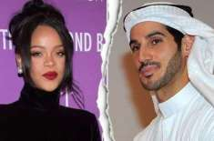 امریکی گلوکارہ ریحانہ کی سعودی بوائے فرینڈ سے دوستی ختم ہو گئی