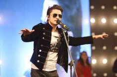 """Ali Zafar's hint to create a new song for PSL The well-known singer wrote in the Twitter message, """"Goodbye, ready?"""""""