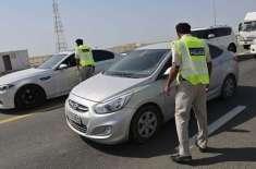 امارات میں نئے ٹریفک قوانین میں بھاری جرمانوں کا اعلان ہو گیا