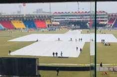 Third T20, rain likely to delay the match Pakistan has already won the series