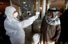 طورخم پر کروانا وائرس سے بچائو کیلئے تھرمل اسکیننگ کا عمل جاری