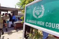 اسلام آباد ہائیکورٹ نے نیب ترمیمی آرڈیننس پر حکومت سے جواب طلب کر لیا