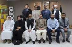 فیصل آباد چیمبر آف کامرس اینڈ انڈسٹری کی مڈل ایسٹ کمیٹی کے چیئرمین ..