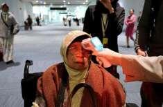کرونا وائرس کے باعث چین کی 4 خواتین کھلاڑی فٹ بال اولمپکس میں شرکت سے ..