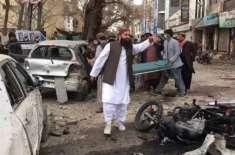 کوئٹہ میں دھماکا، 2 پولیس اپلکاروں سمیت7 افراد جاں بحق اور19سے زائد زخمی