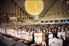 مساجد میں شبِ برات اور نمازِ تراویح بھی محدود کرنے کا فیصلہ کرلیا گیا