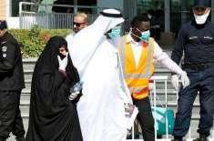 خلیجی ریاست قطر میں کورونا وائرس سے پہلی ہلاکت ہو گئی