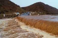 سعودی عرب کے شہروں میں طوفانی بارش کے بعد سیلابی صورتحال پیدا ہوگئی