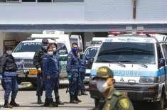کولمبیا کی جیل میں کورونا وائرس کے خوف سے کشیدگی 24 ہلاک اور 83 زخمی
