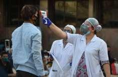 بھارت میں کورونا وائرس کے مریضوں کی تعداد 2 لاکھ سے بھی تجاوز کر گئی
