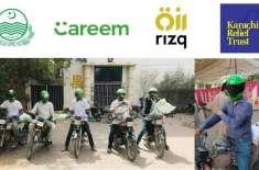 انسانیت کی خدمت میں پیش پیش Careem کا ایک اور شاندارفلاحی اقدام