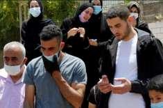 فلسطین میں کرونا سے مزید تین اموات،1529نئے کیسز رپورٹ