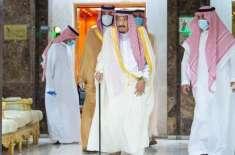 سعودی فرمانروا شاہ سلمان بن عبدالعزیز مکمل صحت یاب ہو گئے