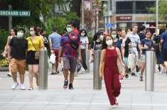 سنگاپور ، کورونا وائرس کی وباء کے دوران محفوظ انتخابات کو یقینی بنانے ..
