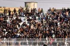 کھلاڑیوں کے اہلخانہ ملتان اور راولپنڈی میں میدان سجنے کے منتظر