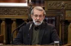 ایرانی پارلیمان کے اسپیکرعلی لاریجانی کرونا وائرس کا شکار