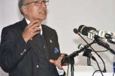 ڈاکٹر عارف علوی کا دورہ رپشاور کے دوران چارسدہ روڈ پر واقع یوٹیلٹی ..