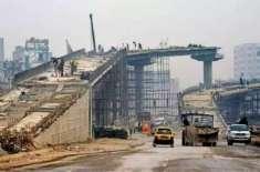 پی ٹی آئی کا پشاور بس ٹرانزٹ منصوبہ3 سال میں بھی مکمل نہیں ہوسکا