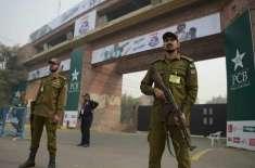 وفاقی حکومت نے آئندہ کسی بھی غیر ملکی کرکٹ ٹیم کی پاکستان آمد پر سیکورٹی ..