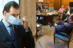 رومانیہ کے وزیراعظم کو اپنے ہی بنائے ہوئے قانون توڑنے پر جرمانہ ادا ..