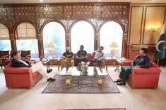 وزیر اعظم عمران خان نے پاکستان سپر لیگ کو کامیاب ایونٹ قرار دیدیا