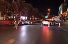 دارالحکومت ریاض سمیت سعودی عرب کے 11 شہروں میں 24 گھنٹے کا کرفیو نافذ