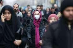 ایران میں کورونا وائرس سے متاثرہ افراد کی تعداد میں بتدریج کمی