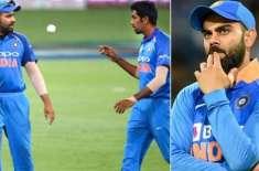 ویرات کوہلی سے بھارتی ٹی ٹونٹی ٹیم کی کپتانی واپس لینے کی آوازیں بلند ..