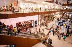 شاپنگ مالز کیلئے تمام کرونا پابندیاں ختم